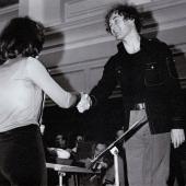 8. Gratulacje po koncercie (1976r)