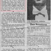 1. Harold Schonberg (New York Times 1-10-1976)
