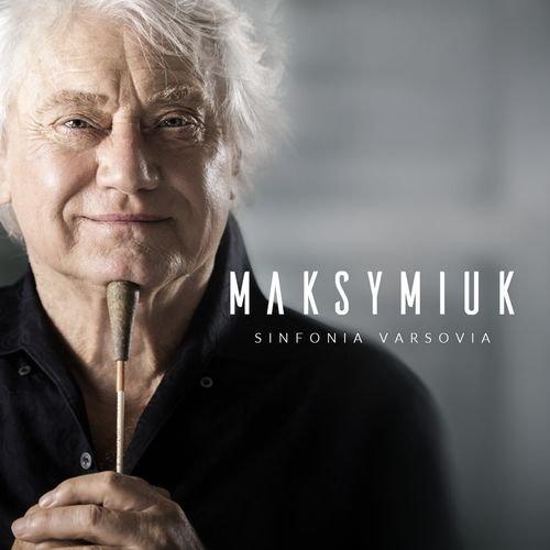 Nowy album z Sinfonia Varsovia
