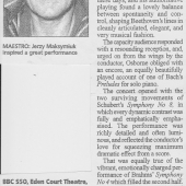 14. Kenny Methieson (The Herald 11-05-2001)