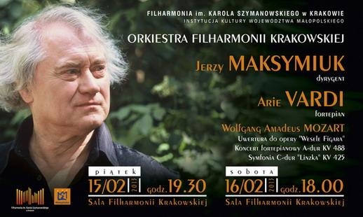 Mozart w Filharmonii Krakowskiej